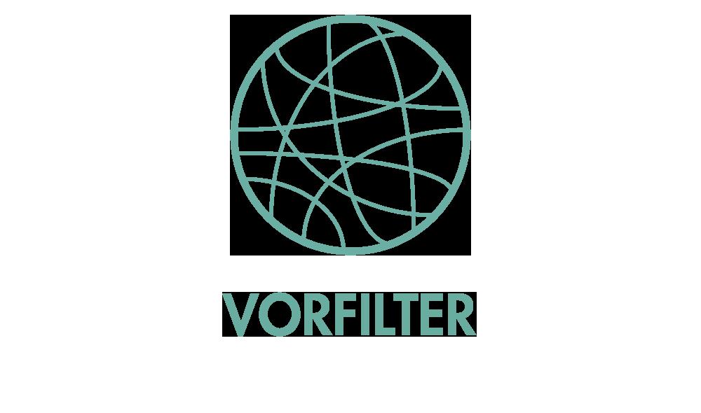 GASTROBACK® Luftreiniger AG+ AirProtect - Vorfilter