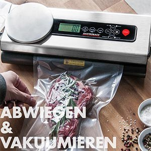 Abwiegen & Vakuumieren