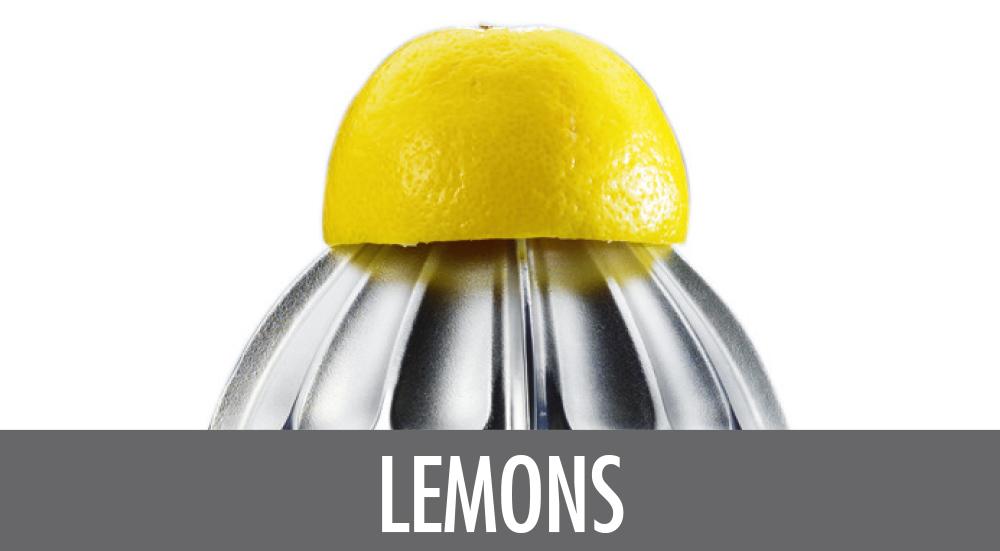 61150 Citrus Juicer Advanced Pro S - Lemons