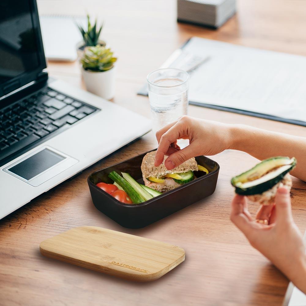 GASTROBACK® Lunchbox - Perfekt für den Lunch, Meal Prep, Meal to go & für Reisen