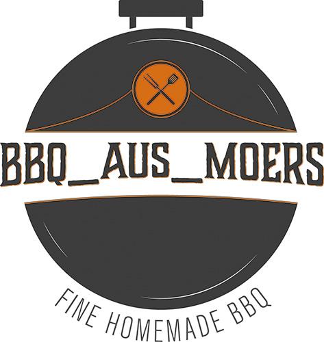 BBQ aus Moers - Logo