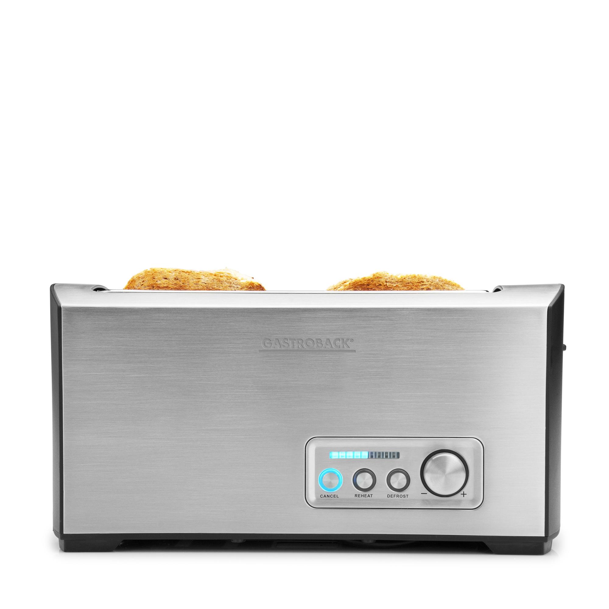design toaster pro 4s toaster backen kochen backen. Black Bedroom Furniture Sets. Home Design Ideas