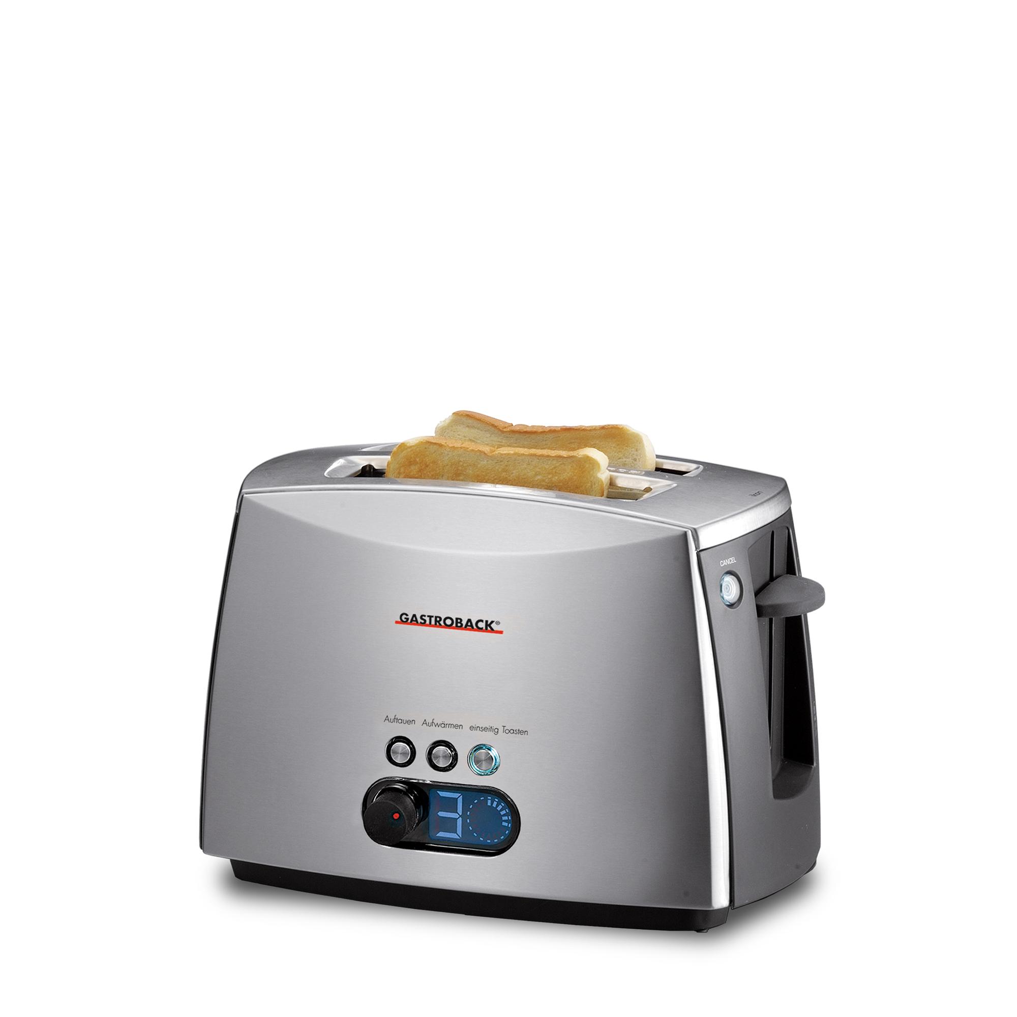 design toaster advanced toaster backen kochen. Black Bedroom Furniture Sets. Home Design Ideas