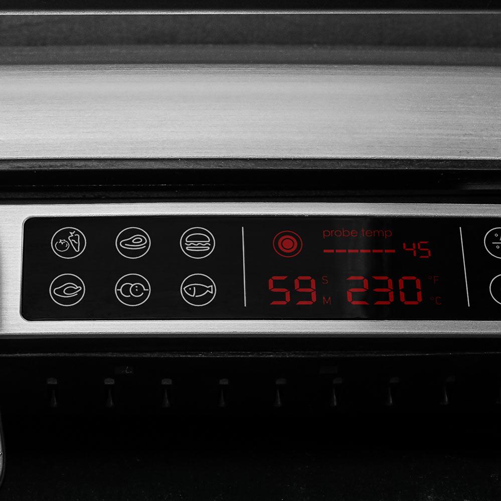 62539 Design BBQ Advanced Control Features