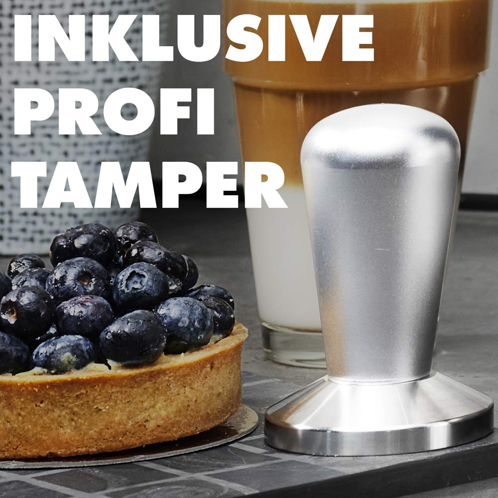 GASTROBACK® Siebträgermaschine - 42616 Design Espresso Barista Pro