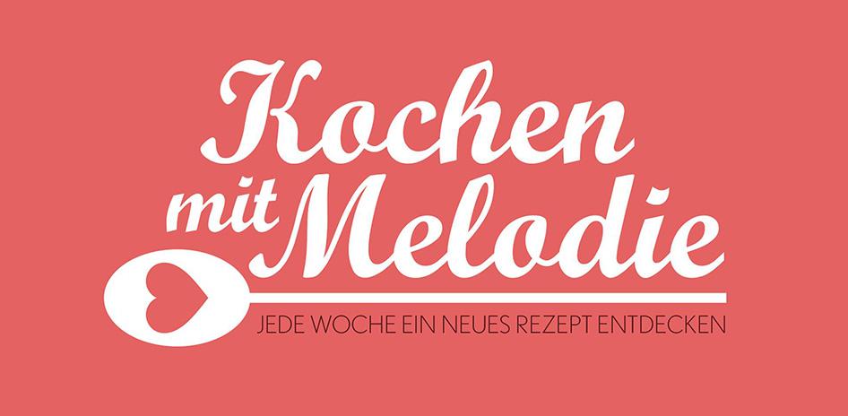 Kochen mit Melodie - Logo