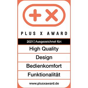 Plus X Award - Auszeichnung