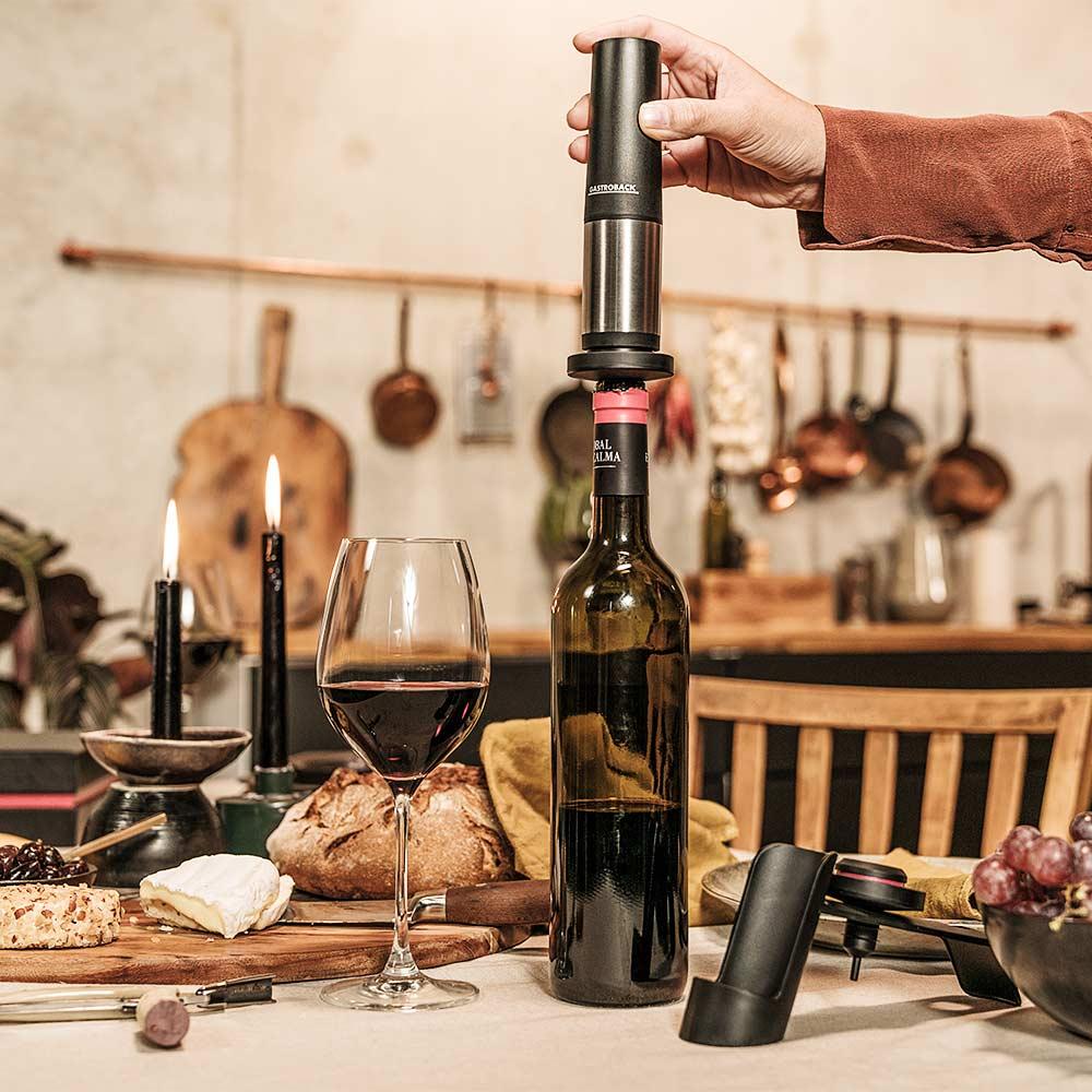 Aroma Weinverschluss