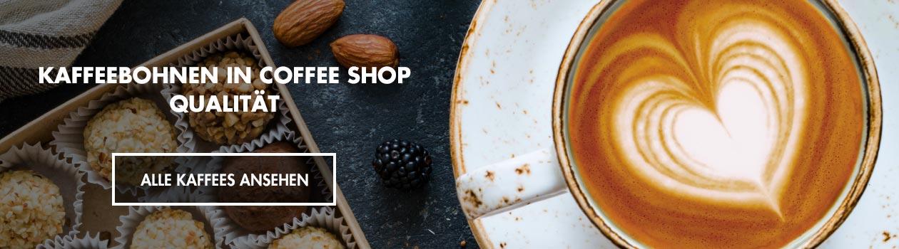 GASTROBACK® Kaffee in Coffee Shop Qualität