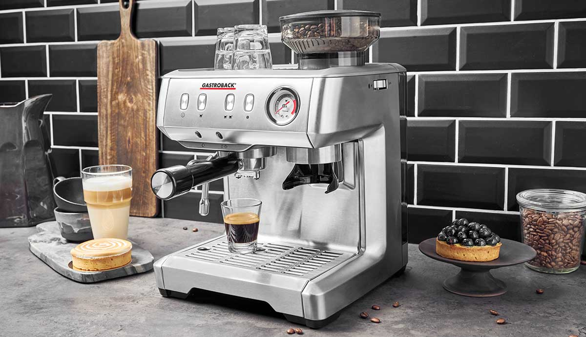 Design Espresso Advanced Barista