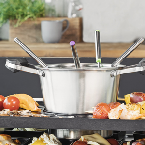 Design Raclette Fondue Advanced Plus