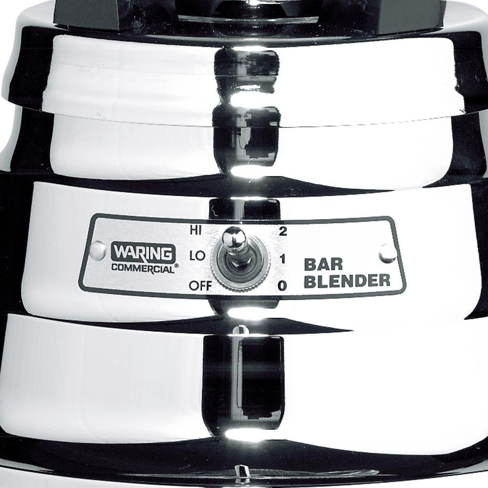 Classic Bar Blender von Waring (Farbe: chrom)