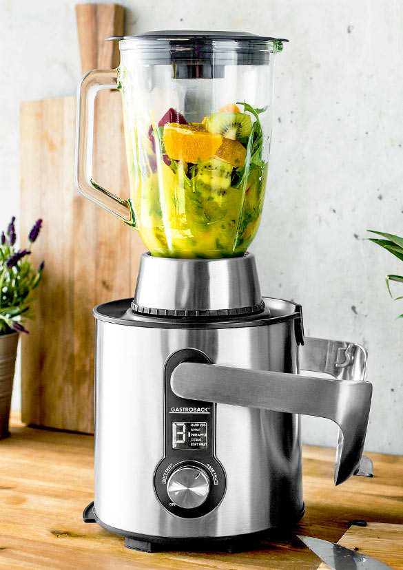 Standmixeraufsatz zum 40152 Design Multi Juicer Digital Plus