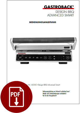 42542 - Design BBQ Advanced Smart - IM