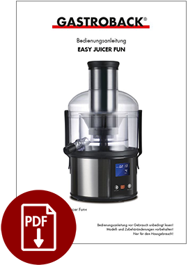 40125 - Easy Juicer Fun - BDA