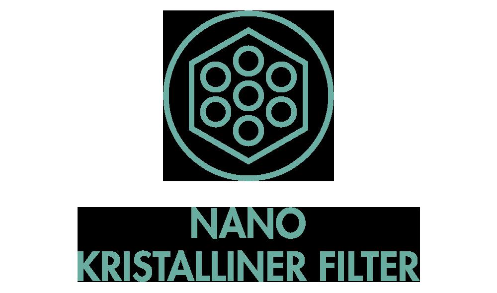 GASTROBACK® Luftreiniger AG+ AirProtect - Nano Kristalliner Filter