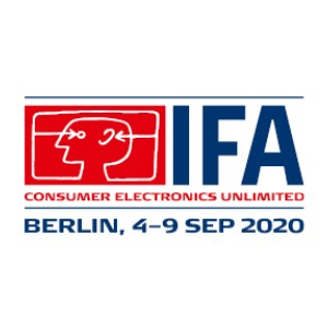 IFA 2020<br />04.09. - 09.09.2020