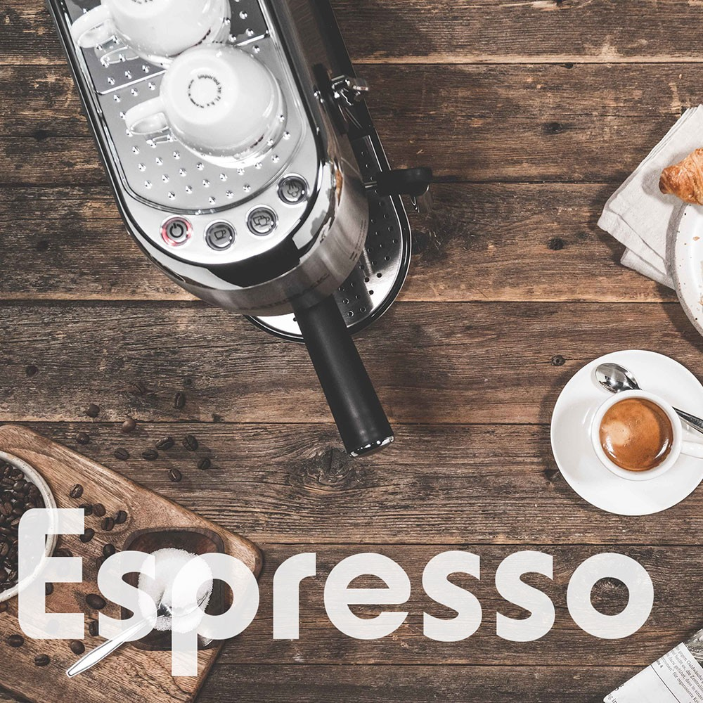 einfacher Espresso