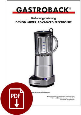 41001 - Design Mixer Advanced Elektronic - BDA