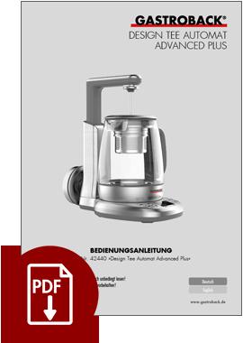 42440 - Design Tee Automat Advanced Plus - BDA
