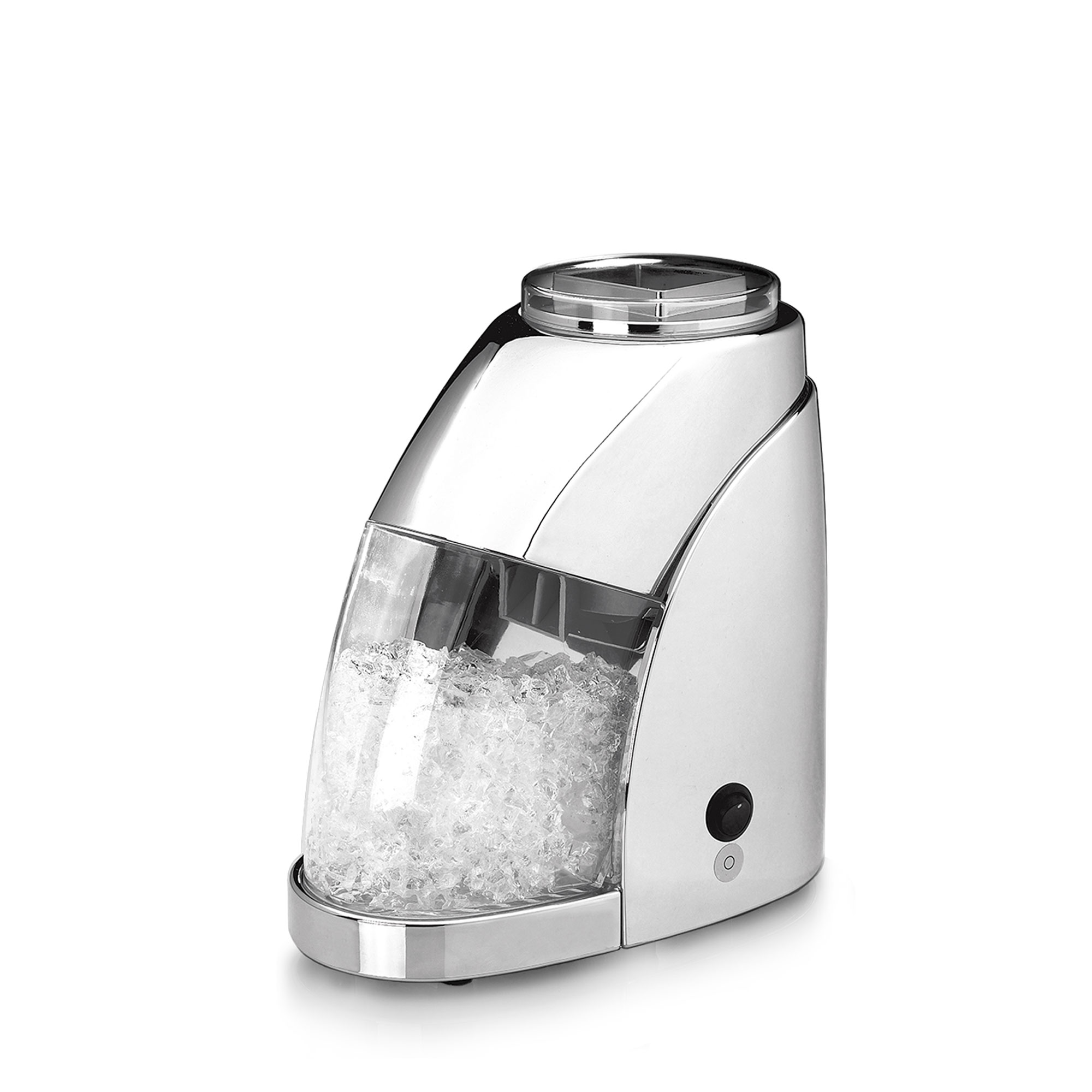 Ice-Crusher Eis-zerkleinere Elektro Design Bar Hendi Gastro NEU