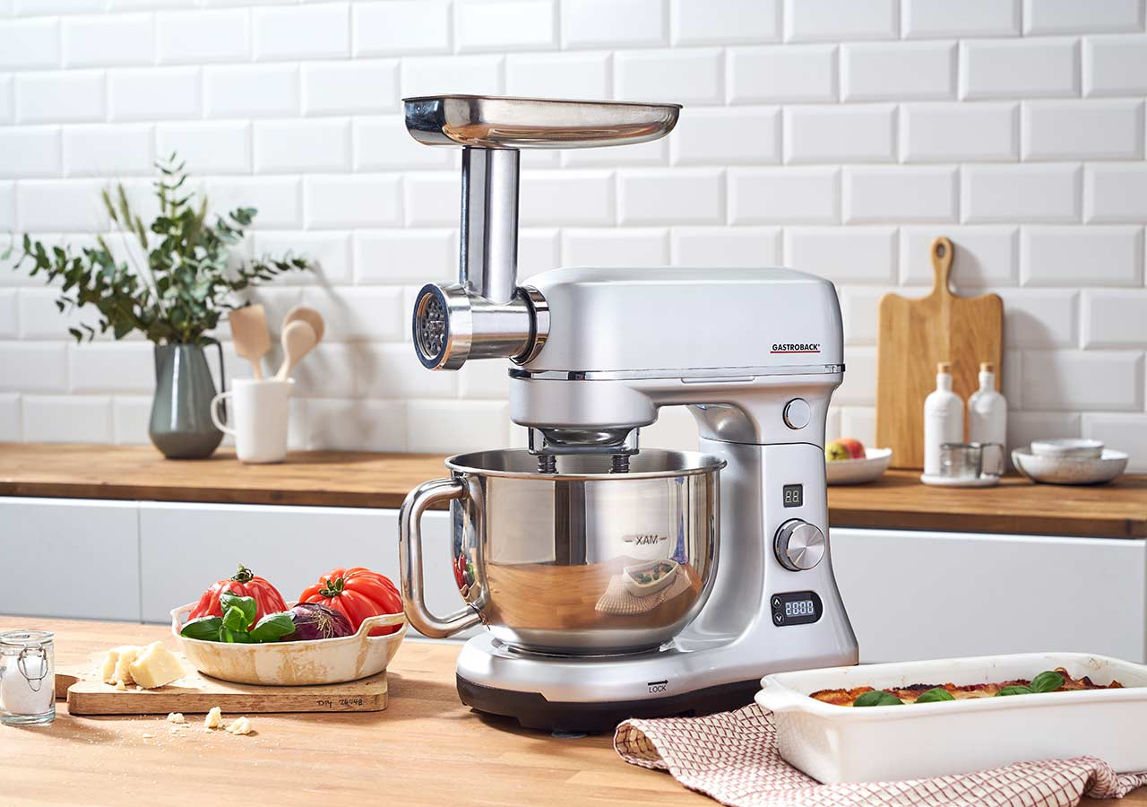 Design Küchenmaschine Advanced Digital