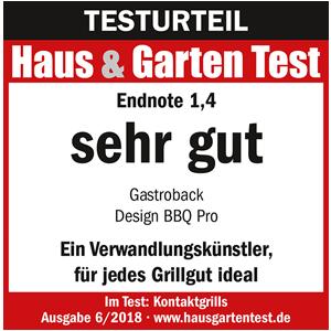 Haus & Garten Test - Testsieger