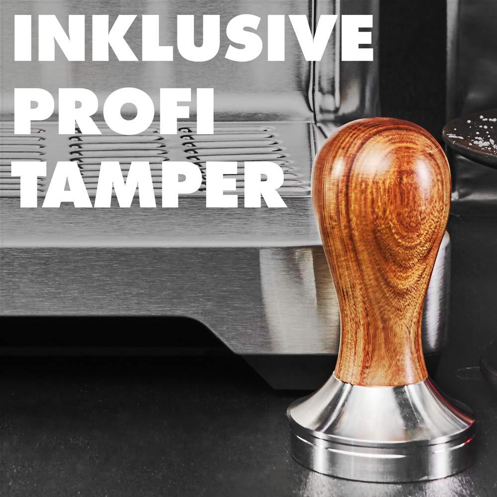 GASTROBACK® Siebträgermaschine - 42623 Design Espresso Barista Touch