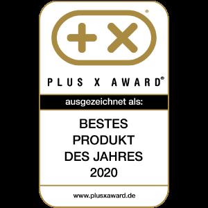 Plus X Award - Produkt_des_Jahres_2020