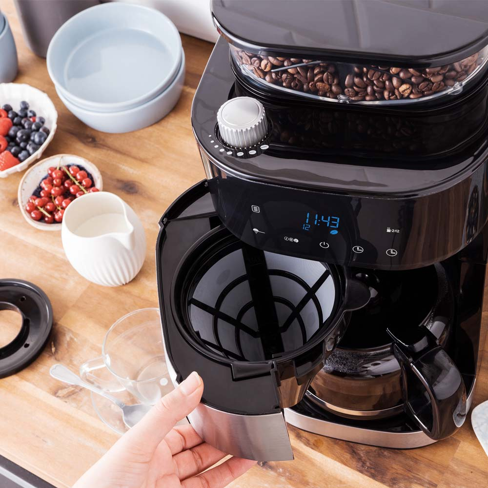 Coffee Machine Grind & Brew Pro