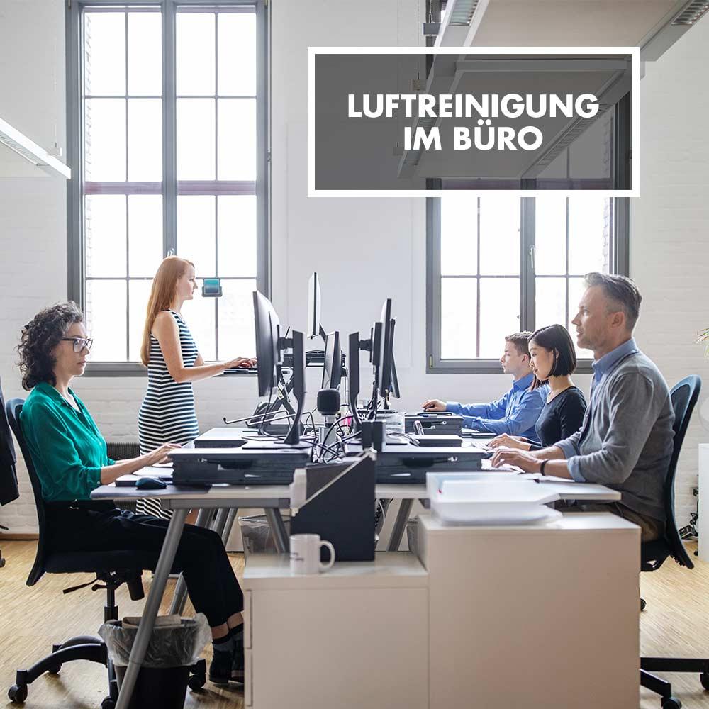 GASTROBACK® - Luftreinigung im Büro