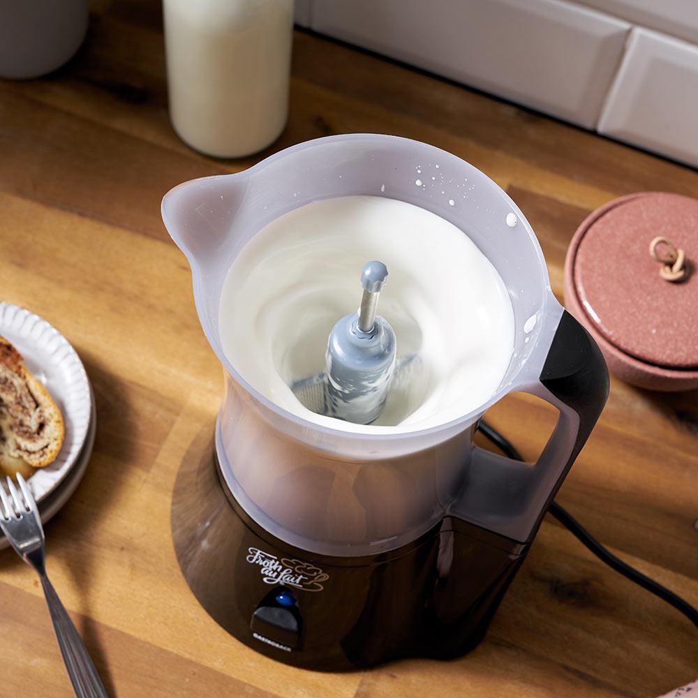 Automatischer Milchaufschäumer